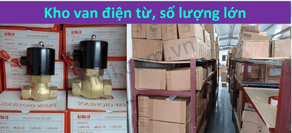 Van điện từ unid us15 5