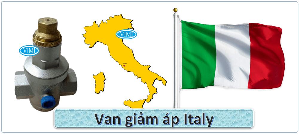 Van giảm áp Italy là gì?