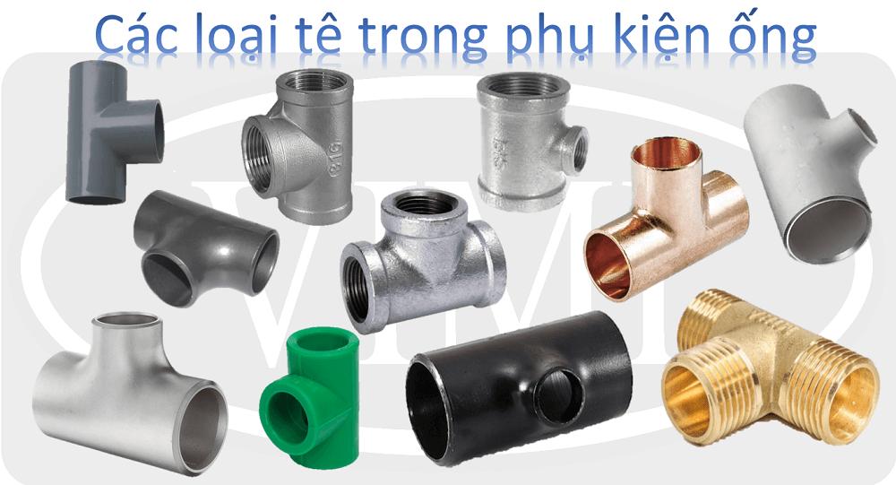 Các loại phụ kiện ống 10