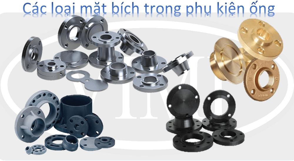 Các loại phụ kiện ống 2