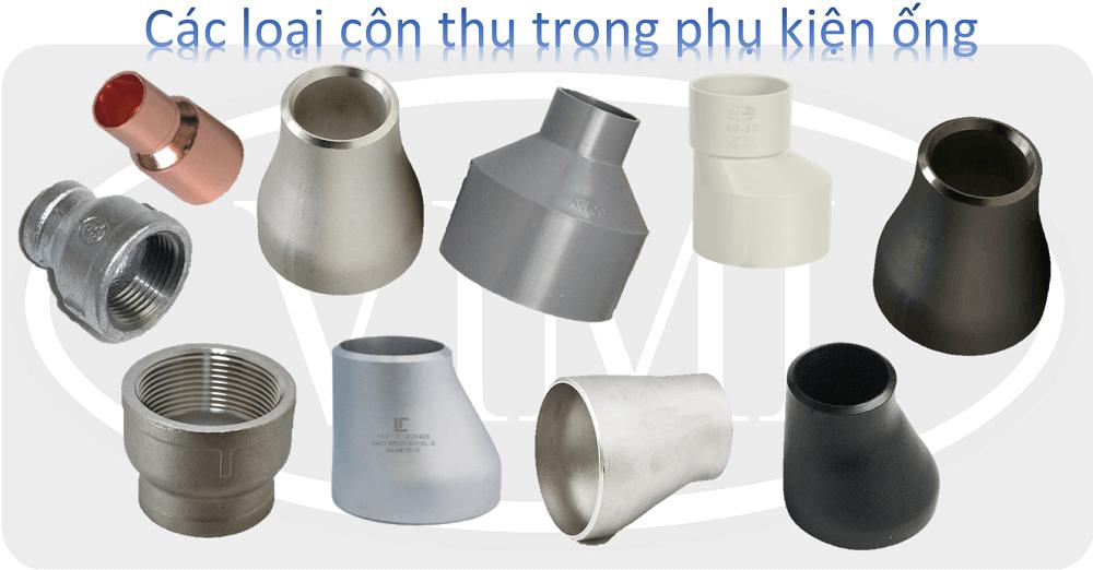 Các loại phụ kiện ống 8