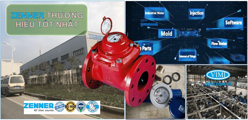 Sản phẩm đồng hồ nước nóng thương hiệu Đức - chất lượng châu Âu
