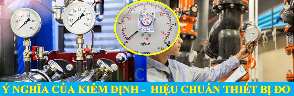 Tại sao phải kiểm định hiệu chuẩn thiết bị đo
