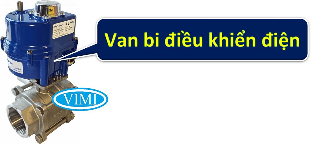 phân loại van bi 8