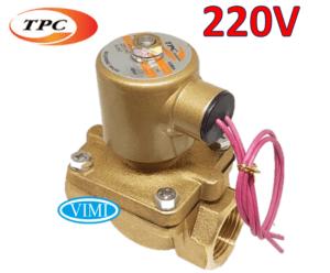 Van điện từ nước TPC 220V 6