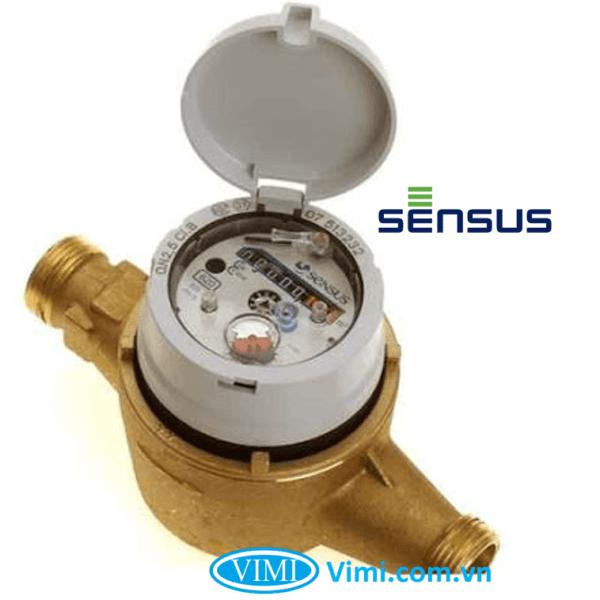 Đồng hồ sensus lưu lượng nối ren 3