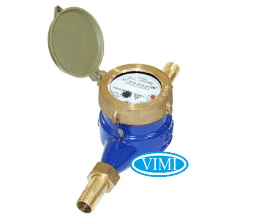 Đồng hồ đo nước lạnh fuda 6