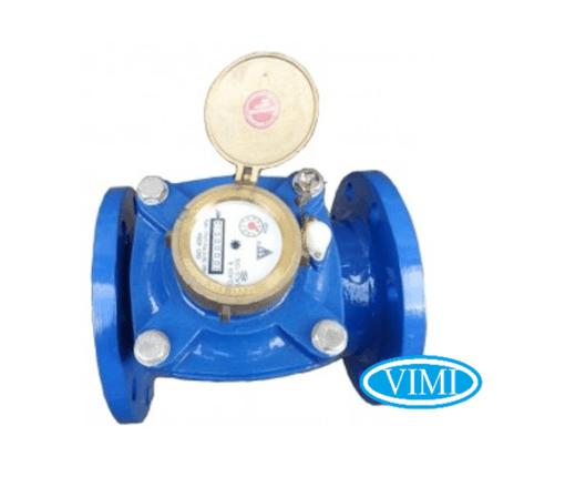 Đồng hồ đo nước lạnh fuda 7
