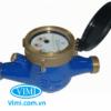 Đồng hồ đo nước lạnh fuda 8