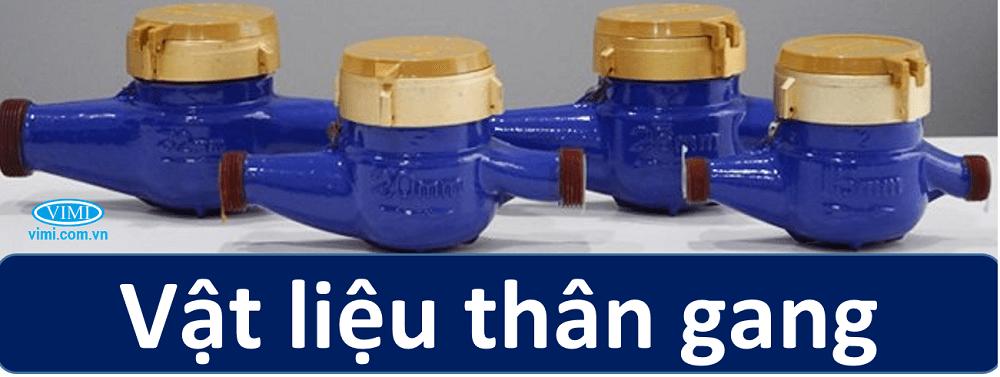 Đồng hồ đo nước nóng fuda 2