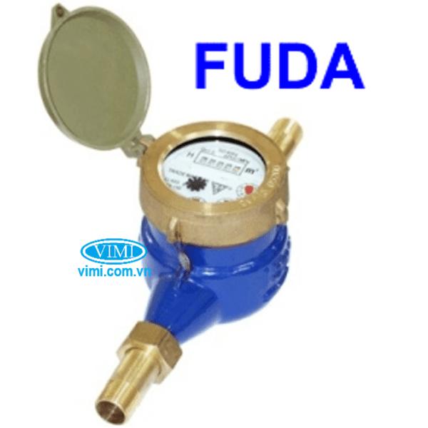 Đồng hồ đo nước nóng fuda 4
