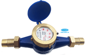 Đồng hồ đo nước nóng fuda 5