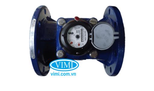 đồng hồ lưu lượng nước merlion mặt bích 03