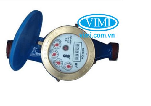 đồng hồ lưu lượng nước merlion nối ren 01