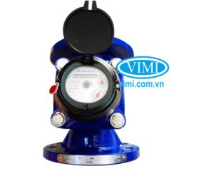 đồng hồ nước flowtech mặt bích 02