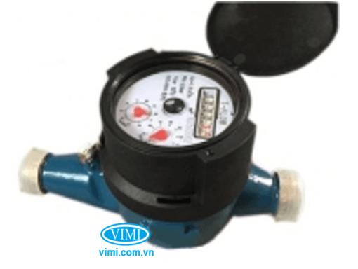 Đồng hồ nước sạch T-flow lắp ren 6
