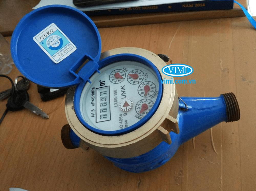 Ứng dụng chính là sử dụng đo lưu lượng nước sạch