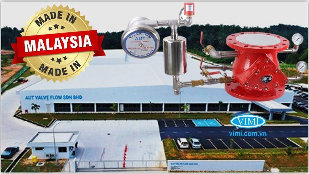Van báo động AUT có xuất xứ Malaysia chất lượng tốt