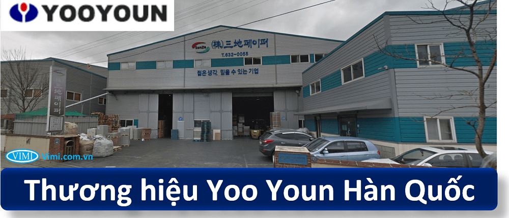 Bẫy hơi gầu đảo Yoo Youn