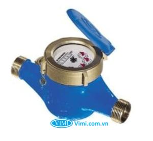 Đồng hồ nước flowtech nối ren 7