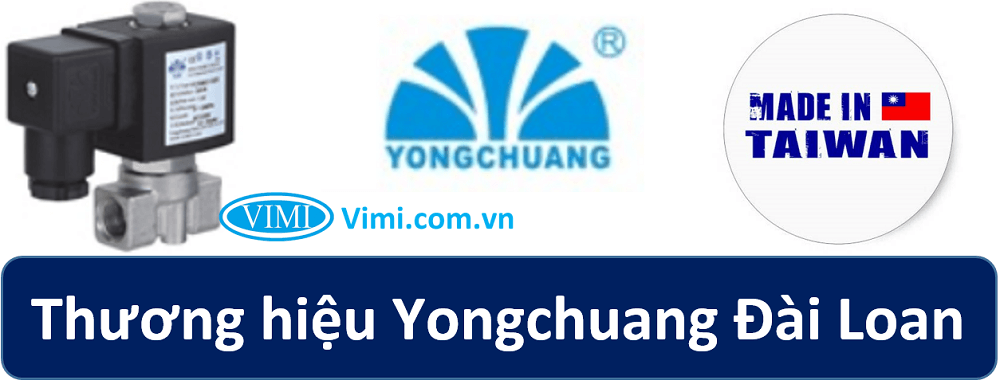 Van điện từ inox Yongchuang 1