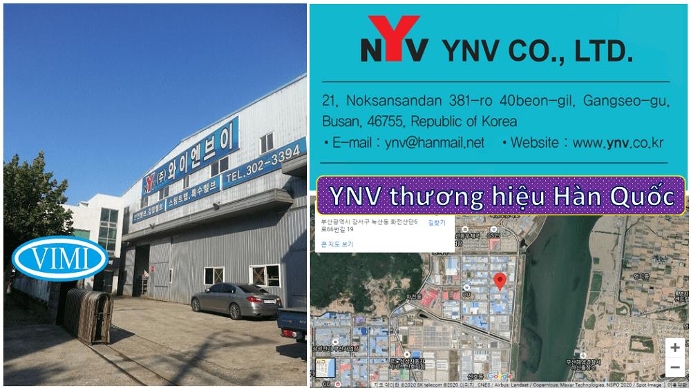 Bẫy hơi đồng tiền YNV nhập khẩu chính hãng từ Hàn Quốc