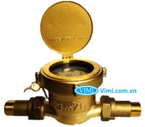 Đồng hồ nước sanwa sv25 5