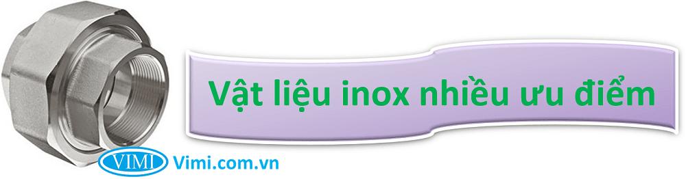 rắc co inox 2