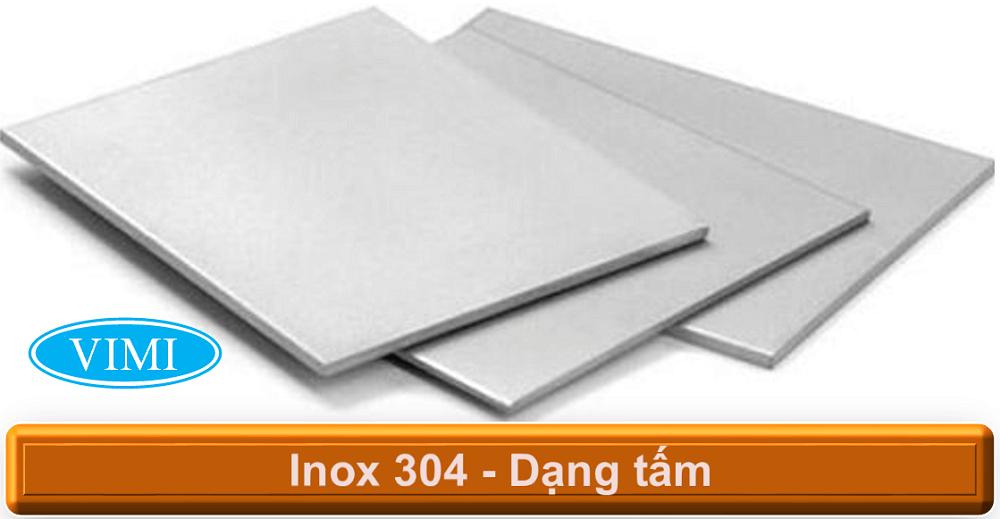 Khối lượng riêng inox 304 03