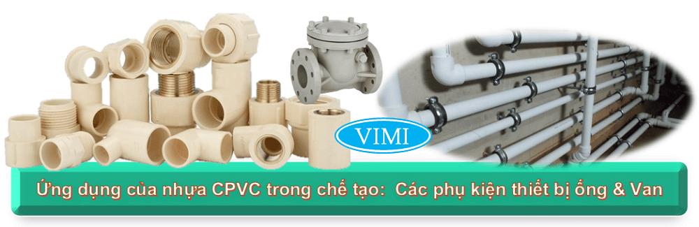 Nhựa CPVC là gì 01