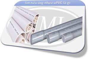 Ống nhựa uPVC là gì