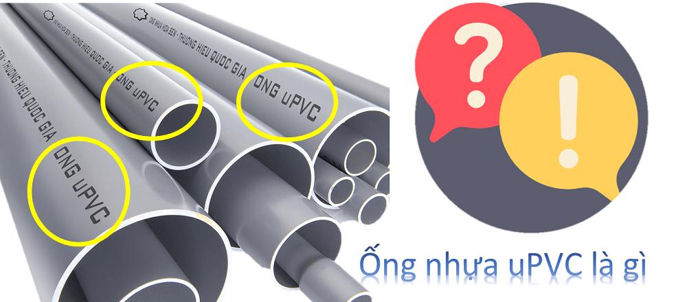 Ống nhựa uPVC là gì 2