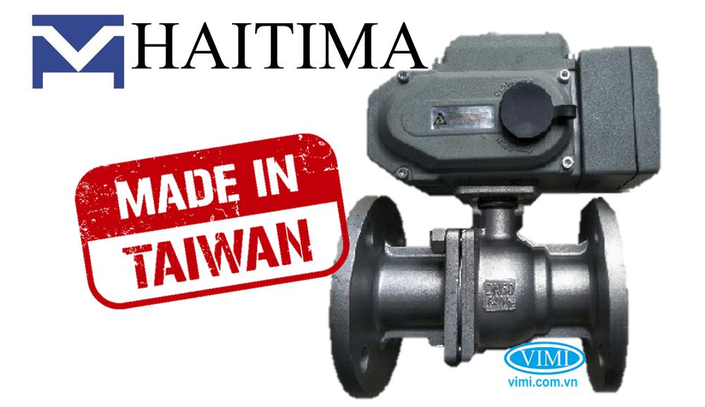 Van bi inox điều khiển điện tuyến tính Haitima 1