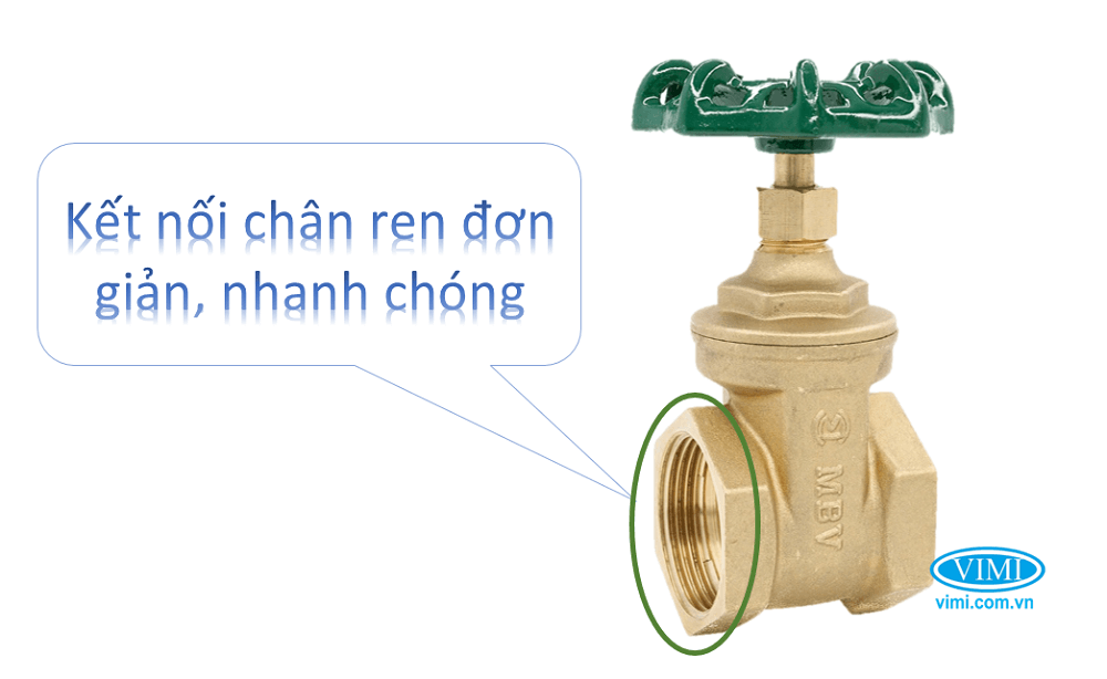 Van cửa đồng Minh Hòa MBV 11