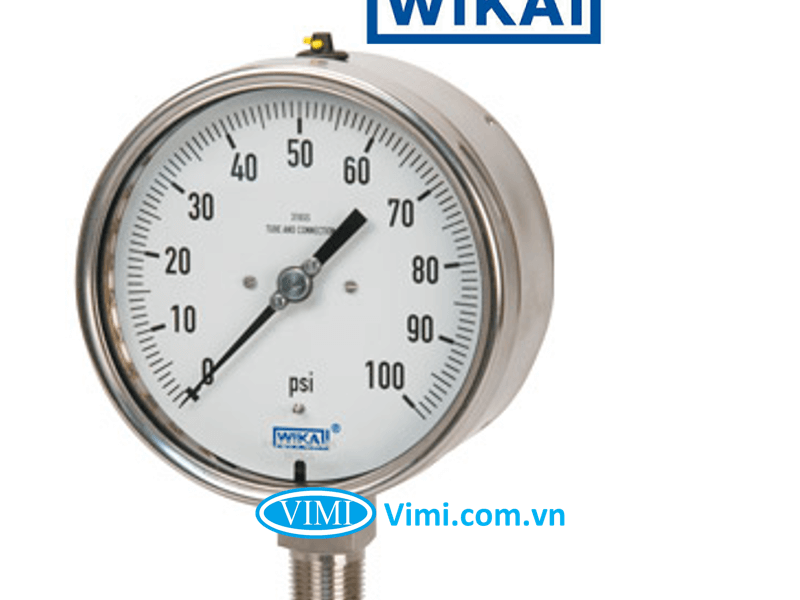 đồng hồ áp suất wika 232.30 3