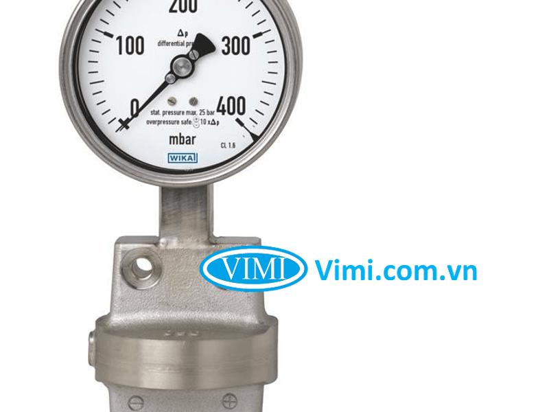 Đồng hồ đo áp suất wika 732.51 6