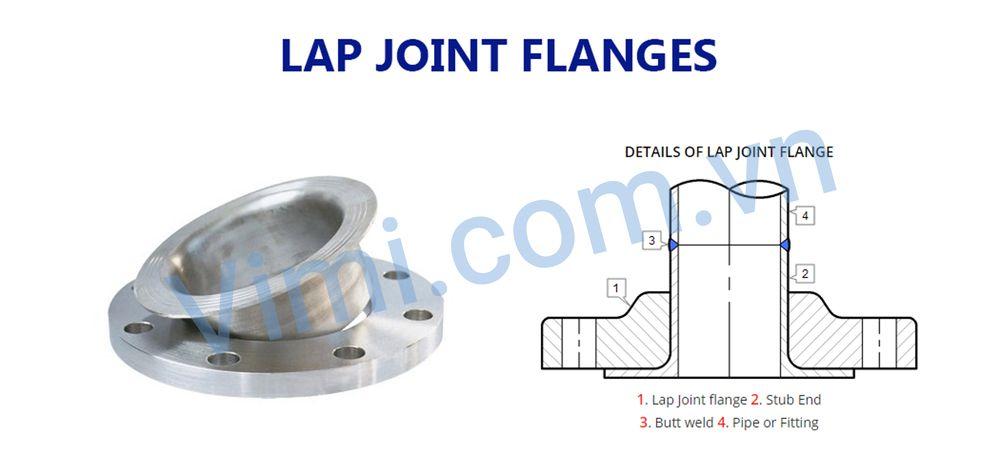 Mặt bích lỏng - Lap Joint Flange