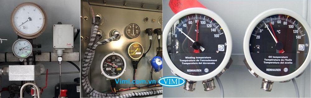 ứng dụng đồng hồ áp suất 3 kim là gì