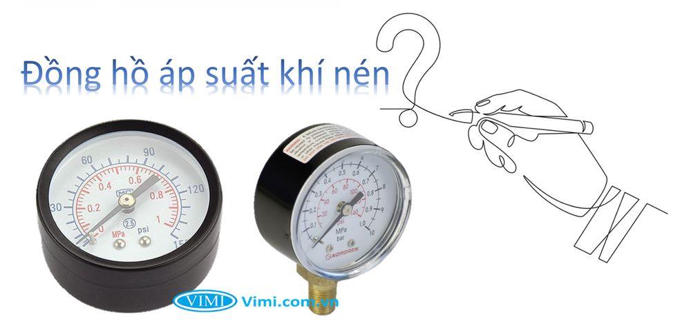 Đồng hồ áp suất khí nén là gì