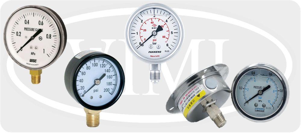 Kiểu dáng của đồng hồ áp suất nước