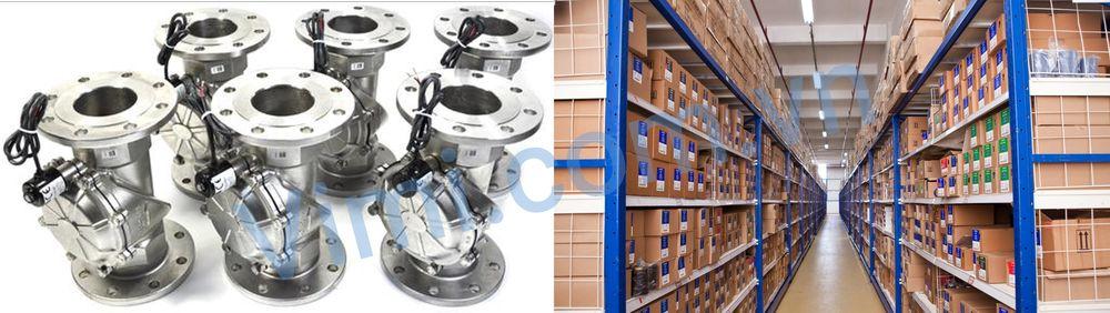 Kho số lượng lớn các sản phẩm van điện từ inox mặt bích Round Star 220V