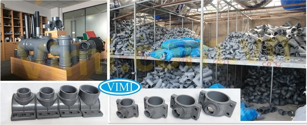 Đai khởi thuỷ nhựa uPVC   Ưu điểm nổi bật   Sẵn kho