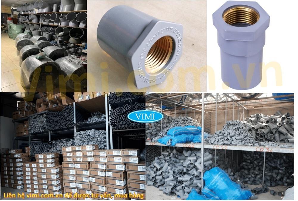Kho phụ kiện nhựa tại vimi