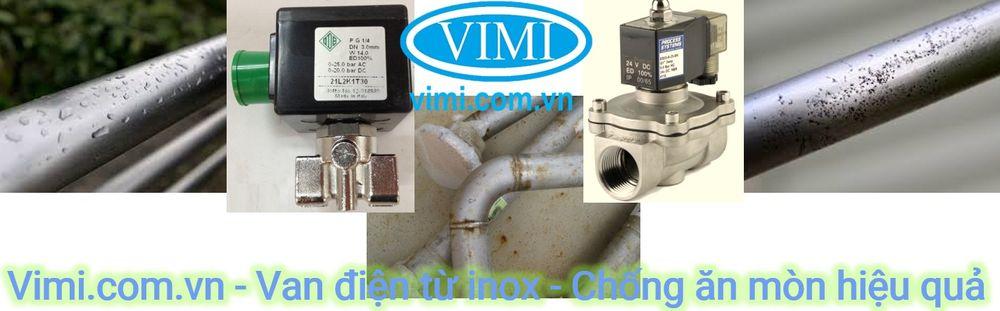 van điện từ inox 002